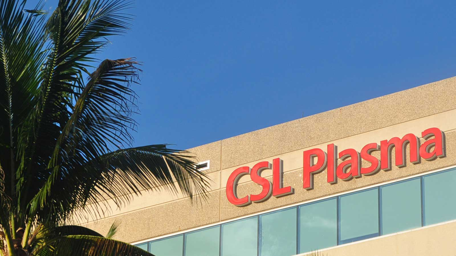 CSL Plasma Office Building